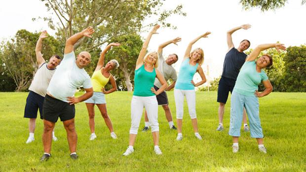 Ngăn ngừa ung thư bàng quang và nâng cao sức khỏe đó là tập thể mỗi ngày