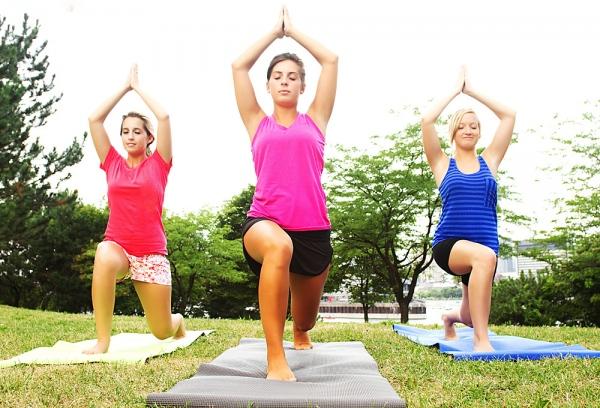 Tập thể dục ngăn ngừa ung thư buồng trứng