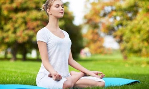 Thiền tịnh giúp giảm căng thẳng