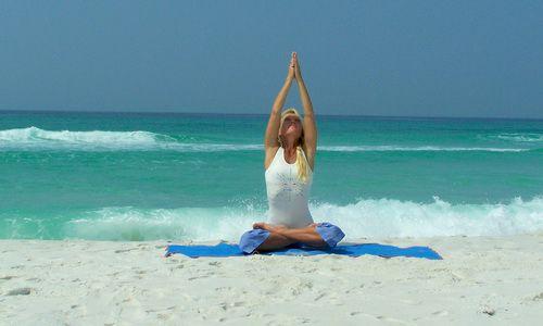 Tập yoga tốt cho bệnh nhân ung thư