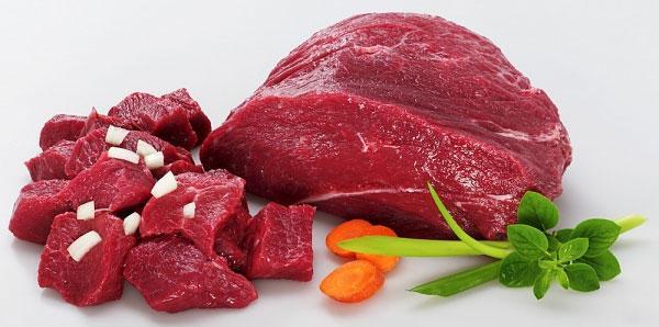 Thịt đỏ tăng nguy cơ ung thư