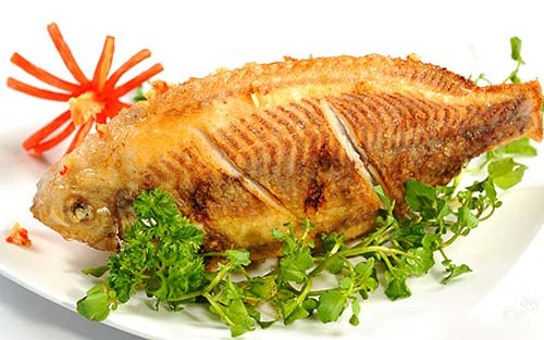 Chuyên gia khuyến nghị việc ăn thịt cá mỗi tuần 2-3 lần giảm nguy cơ mắc bệnh ung thư amidan