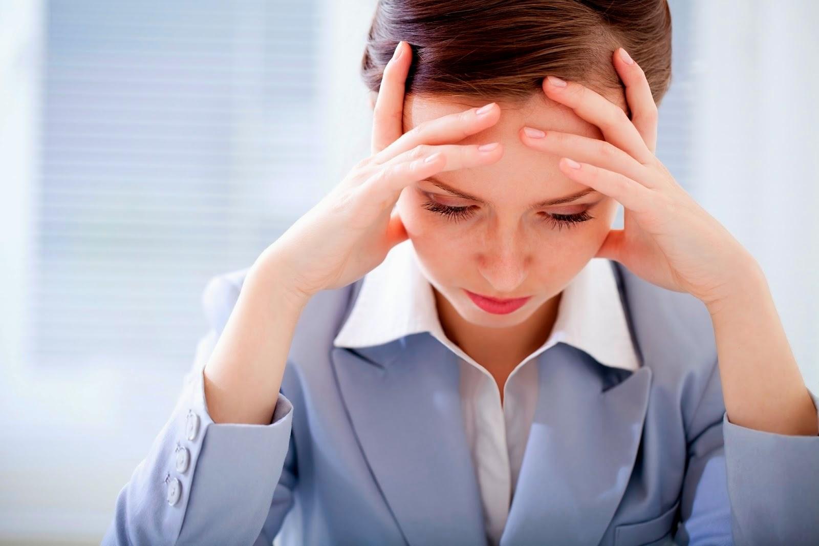 Căng thẳng, stress thường xuyên cũng là nguyên nhân gây ra ung thư dạ dày