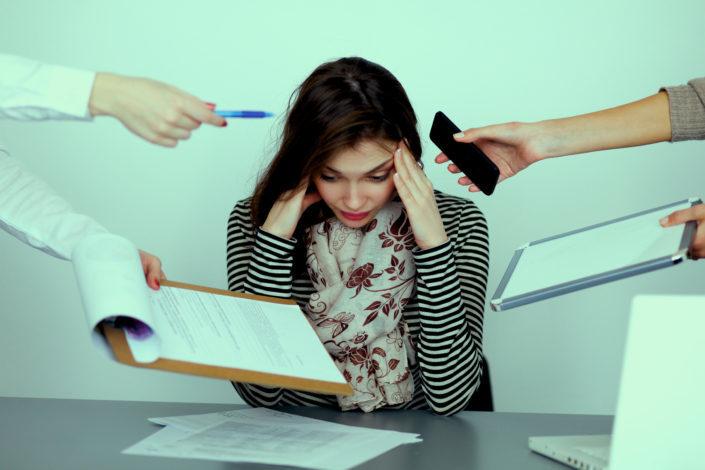 Stress kéo dài dễ mắc ung thư