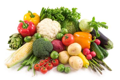 Ăn nhiều rau quả để ngừa ung thư