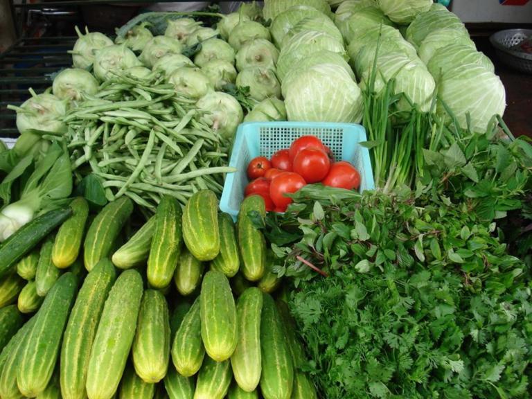 Một số loại thực phẩm bẩn gây ung thư