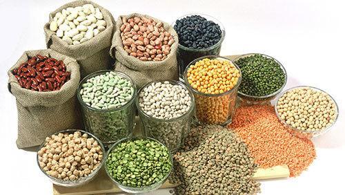 Ngũ cốc bị mốc do bảo quản không đúng cách - Thực phẩm chứa chất gây ung thư