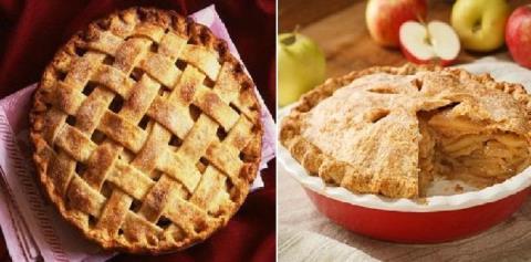 Bánh pie là một trong những thực phẩm gây ung thư cao