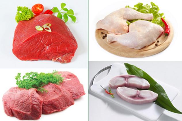 Đạm động vật là thức ăn yêu thích của tế bào ung thư