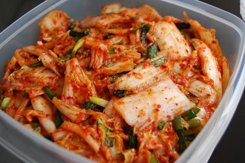 Thực phẩm Hàn Quốc ngăn ngừa bệnh ung thư