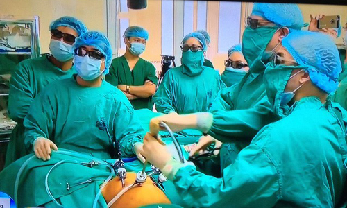 Việt Nam đang thử nghiệm thuốc điều trị ung thư cho các bệnh nhân