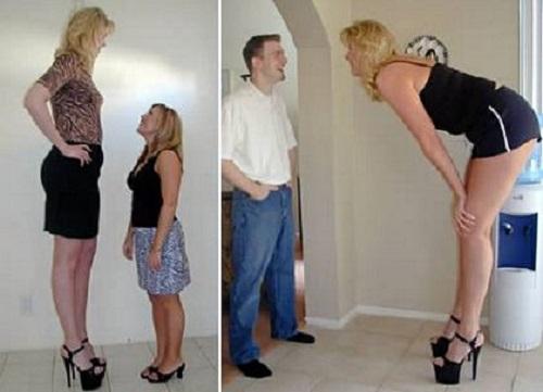Người chân ngắn có tỷ lệ ung thư thấp hơn người chân dài