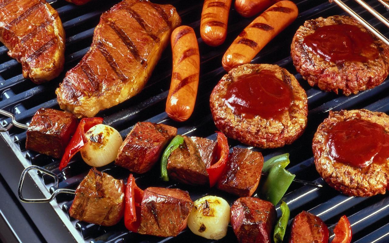 Để không bị ung thư dạ dày nên tránh xa các đồ ăn nướng