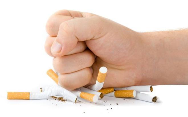 Hãy từ bỏ thuốc lá để không bị ung thư