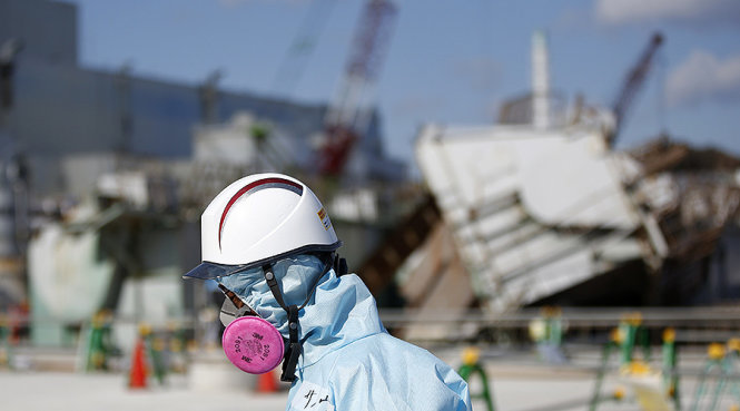 Sự cố rò rỉ phóng xạ tại nhà máy điện hạt nhân Fukushima Daiich