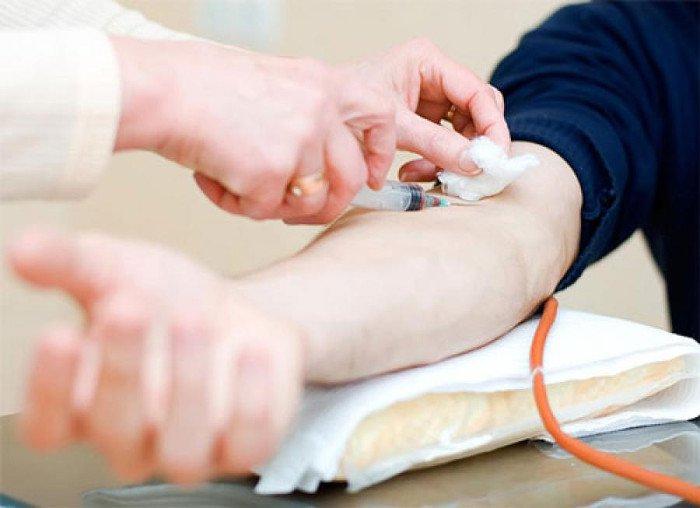 Xét nghiệm máu phát hiện ung thư