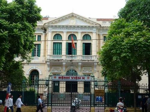 Bệnh viện K Hà Nội thành lập Quỹ hỗ trợ bệnh nhân ung thư