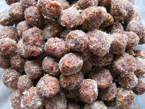 Chất gây ung thư trong thực phẩm được tìm thấy trong một số loại xí muội.