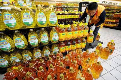 Phát hiện dầu ăn Trung Quốc chứa chất gây ung thư