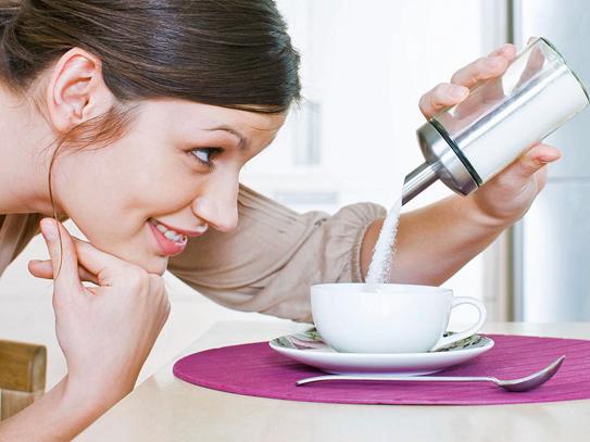 Đường coi chừng bị bệnh ung thư khi ăn quá nhiều.
