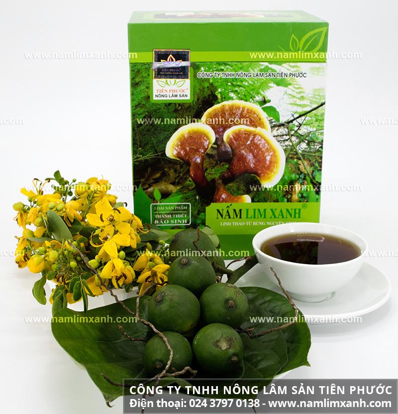 Lưu ý chọn địa chỉ mua bán nấm lim xanh tại Hà Nội và nơi bán nấm lim
