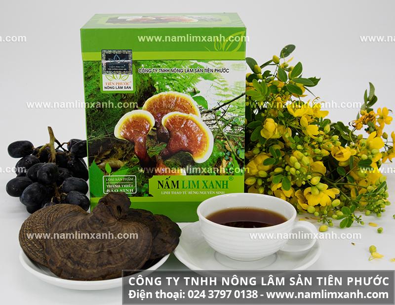 Lưu ý khi uống nấm lim xanh và chú ý dùng nấm lim rừng có tác dụng