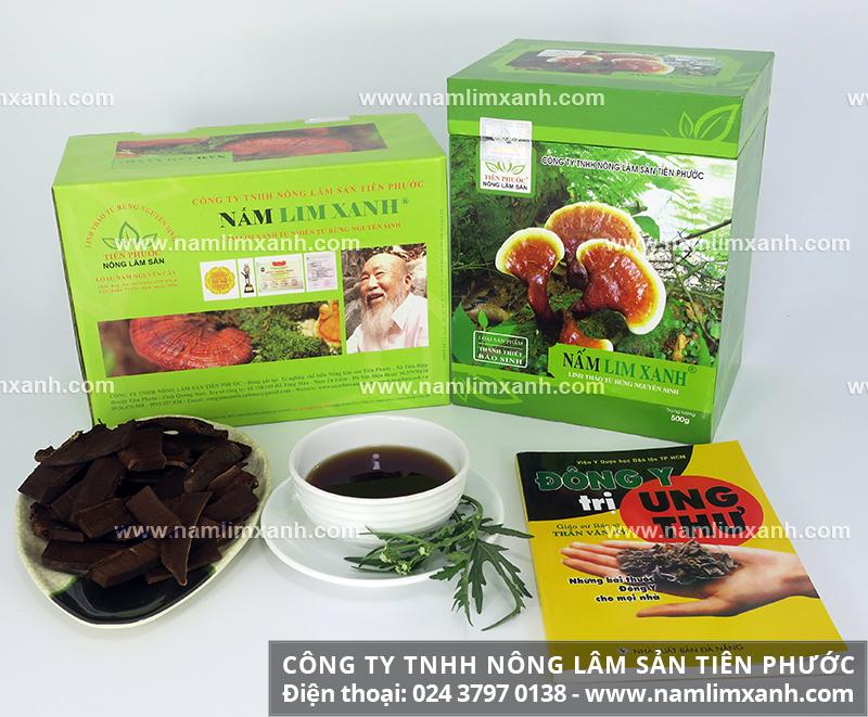 Tác dụng của nấm lim xanh tự nhiên từ Lào trị bệnh mất ngủ ra sao?