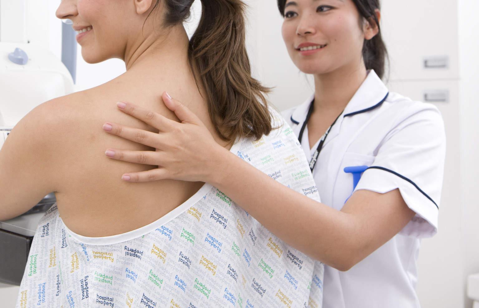 Thiết bị mới giúp phát hiện ung thư vú sớm
