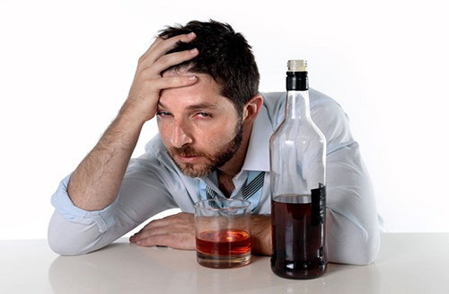 Tác hại của rượu làm rối loạn tâm thần kinh