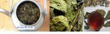 Ngoài việc dùng gói trà xạ đen tam thất mua sẵn, bạn có thể nấu thủ công xạ đen thành trà theo cách nấu nước lá vối hoặc hãm.