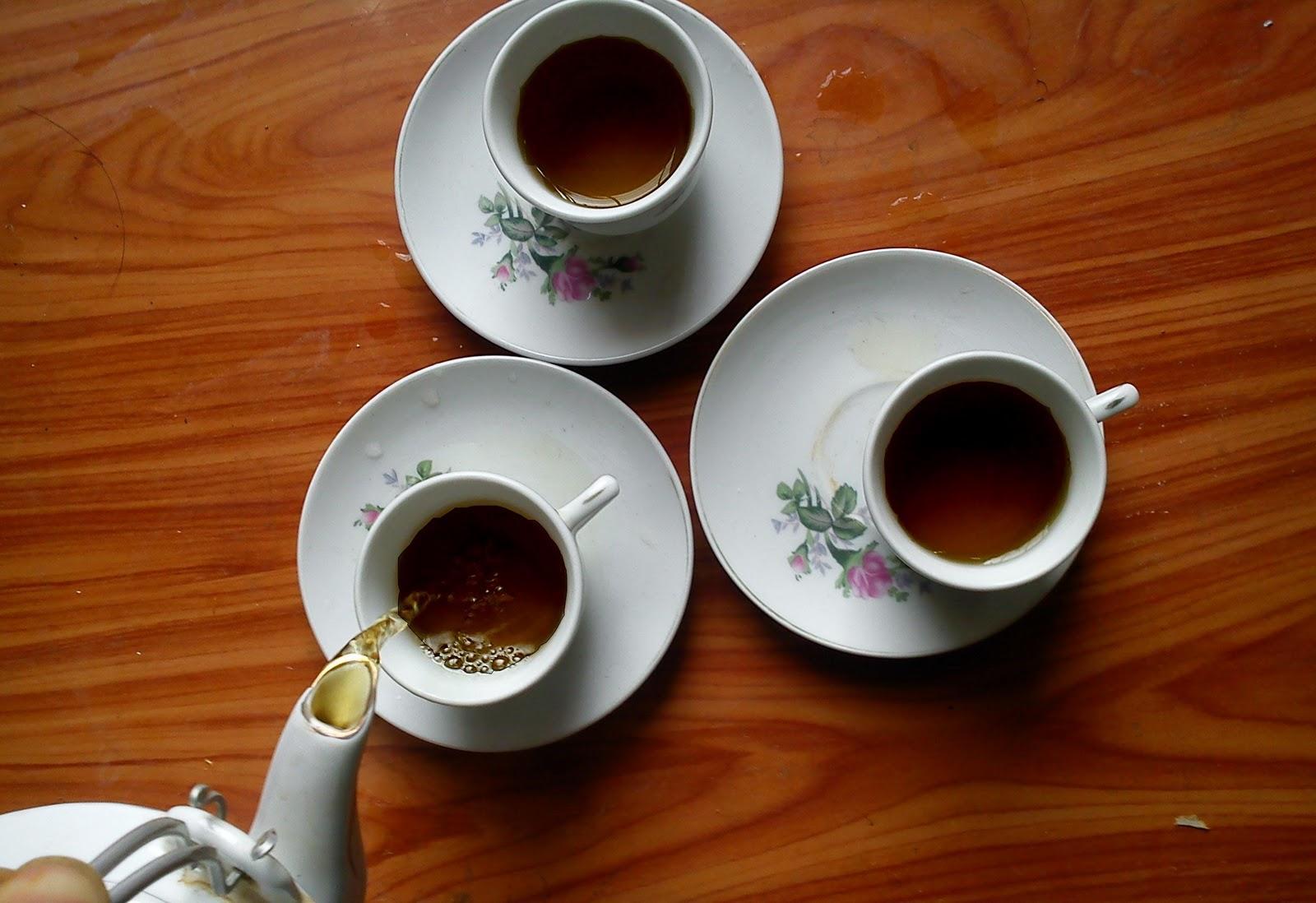 Chữa trị ung thư phổi thành công với trà xạ đen