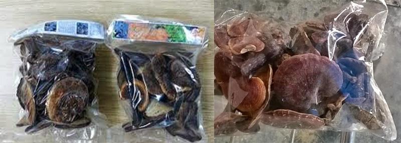 Cách bảo quản nấm lim xanh tốt nhất là dùng túi hút chân không, hộp kín hoặc bình thủy tinh.