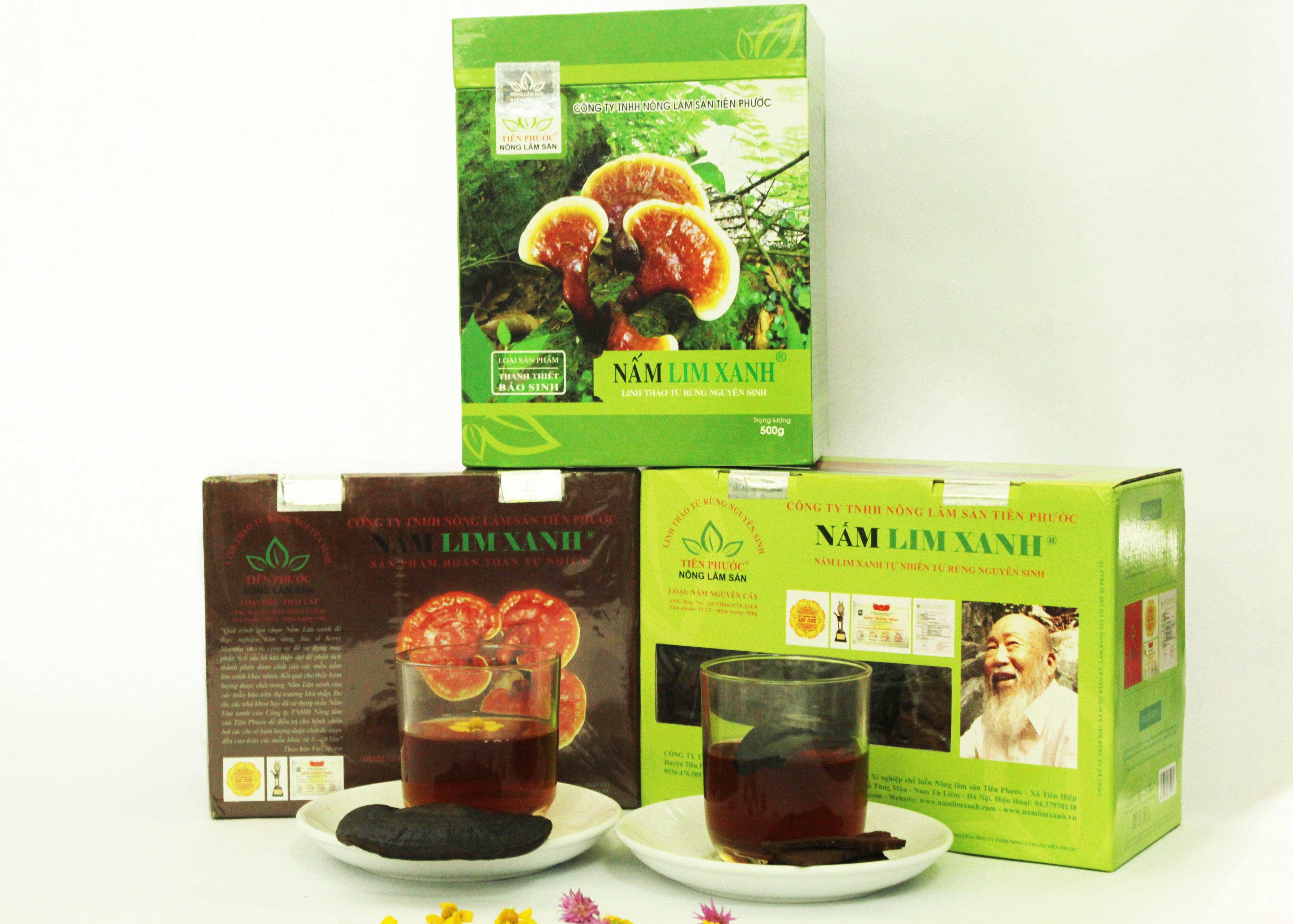Giá nấm lim xanh rừng phụ thuộc vào từng loại sản phẩm