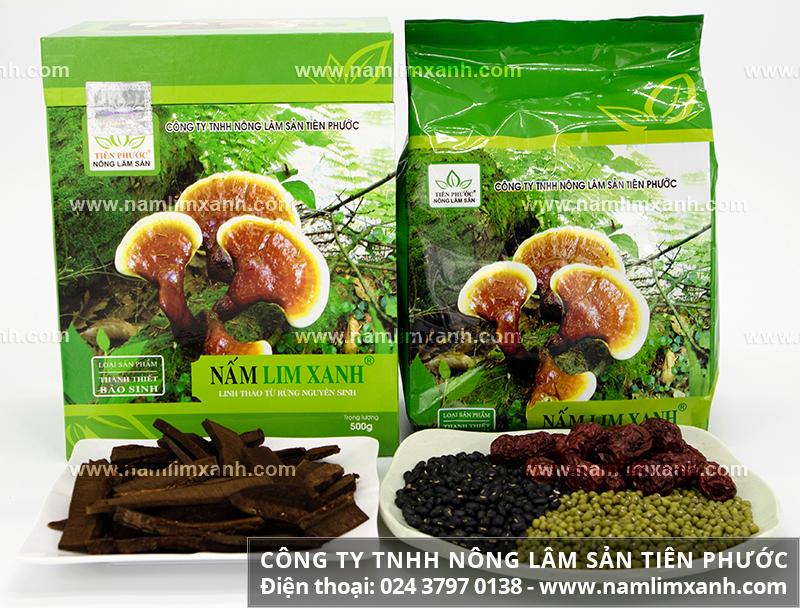 Nấm lim xanh Quảng Nam chính gốc mua ở đâu thị trường mua bán nấm lim