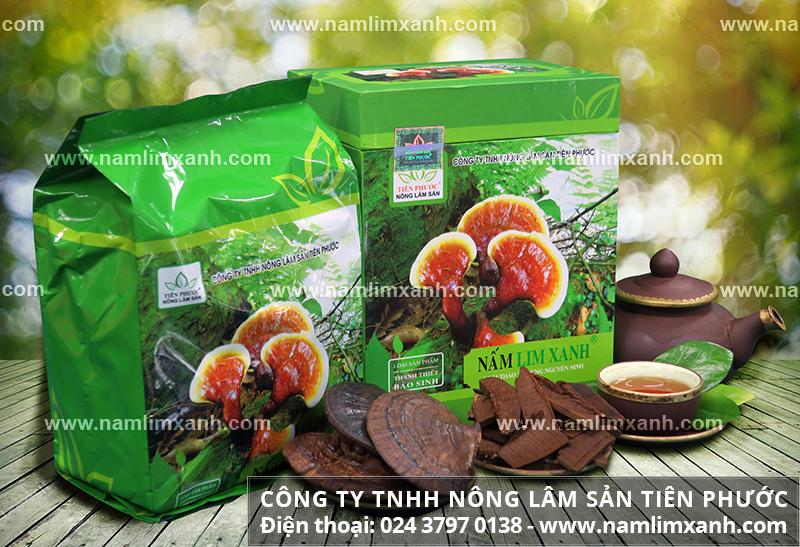 Tác hại của nấm lim xanh và sử dụng nấm lim xanh sai liều lượng