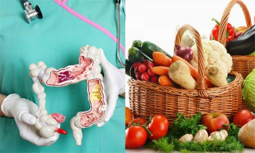 Chế độ ăn uống cho người ung thư đại tràng