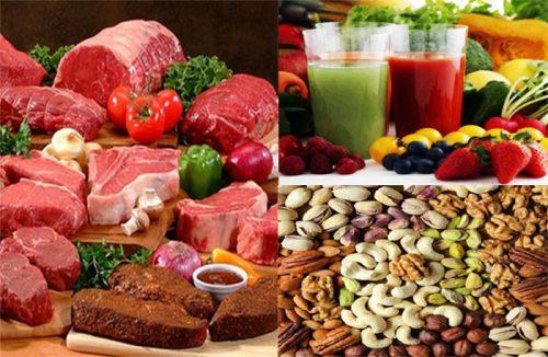 Chế độ dinh dưỡng cho người ung thư hạch