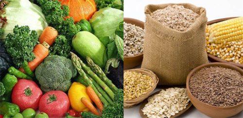 Thực phẩm cho người ung thư mũi