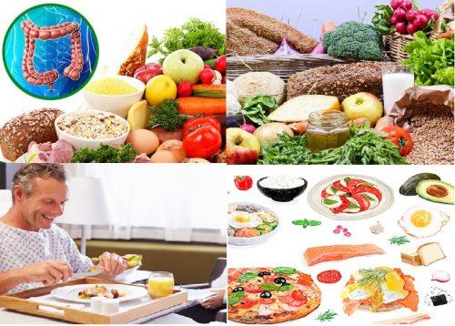 Chế độ ăn cho bệnh nhân ung thư trực tràng