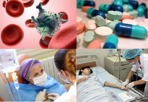Điều trị ung thư máu