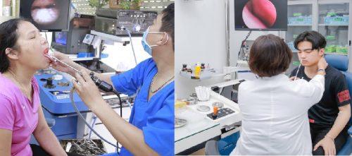 Khám tầm soát ung thư vòm họng tại Hà Nội
