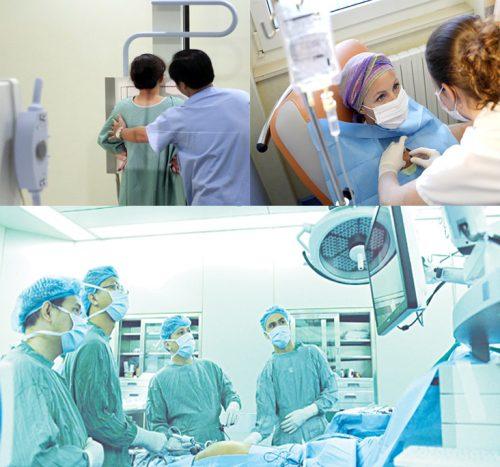 Những phương pháp điều trị ung thư vú