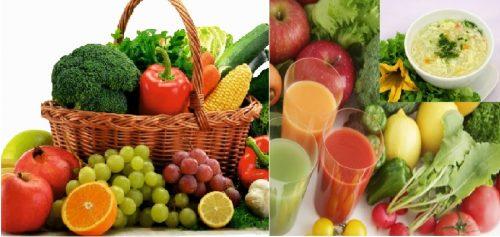 Thực phẩm cho người bị ung thư vòm họng