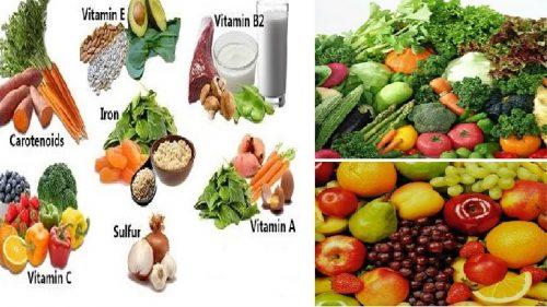 Thực phẩm dinh dưỡng cho bệnh nhân ung thư thực quản