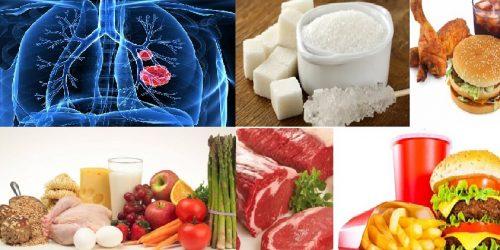Ung thư phế quản kiêng ăn gì?