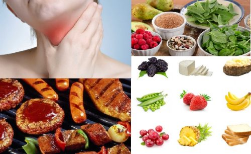 Ung thư tuyến giáp kiêng ăn gì?