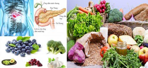 Ung thư tuyến tụy không nên ăn gì?