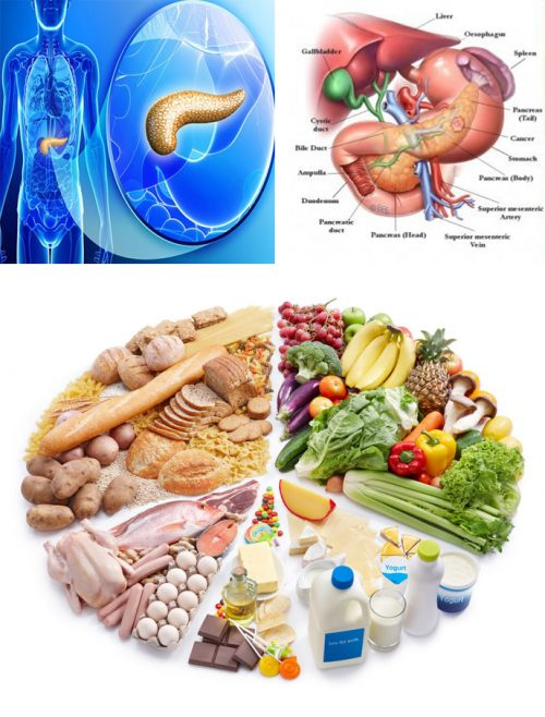 Ung thư tuyến tụy nên ăn gì?
